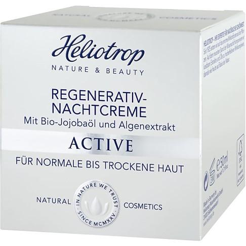 Heliotrop Active Regenerativ Night Cream