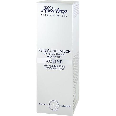 Heliotrop Cleansing Milk Active