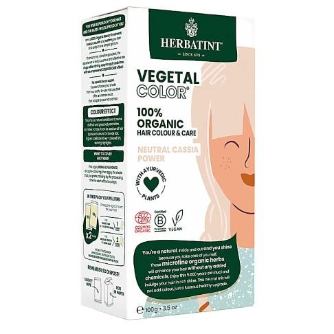 Herbatint Vegetal Hair Colour -  Neutral Cassia Power