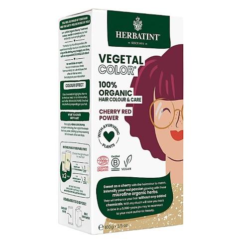 Herbatint Vegetal Hair Colour - Cherry Red Power