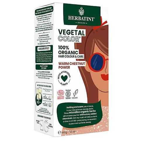 Herbatint Vegetal Hair Colour -  Chestnut Power