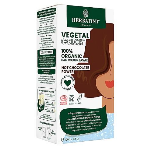 Herbatint Vegetal Hair Colour - Hot Chocolate Power