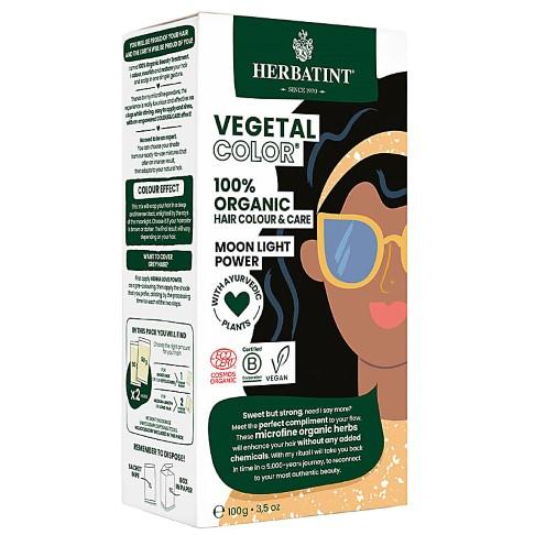 Herbatint Vegetal Hair Colour - Moon Light Power