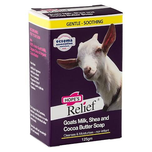 Hope's Relief Goat's Milk Soap