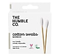 Humble Natural Cotton Swabs - White (100 pcs)