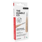 Humble Bamboo Interdental Brush - Red
