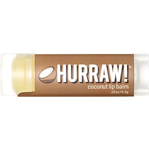 Hurraw Coconut Lip Balm