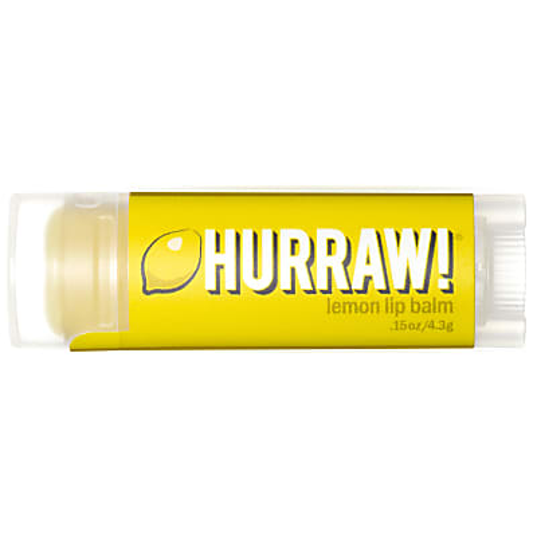Hurraw Lemon Lip Balm