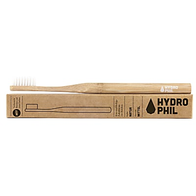 Hydrophil Bamboo Toothbrush Natural Soft