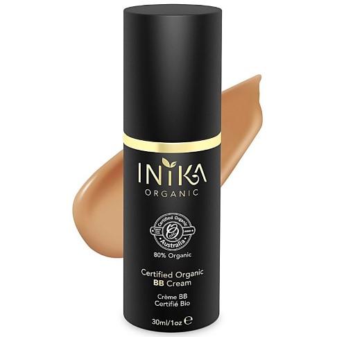 INIKA Certified Organic BB Cream - Honey