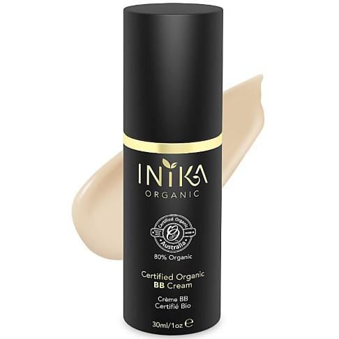 INIKA Certified Organic BB Cream - Nude