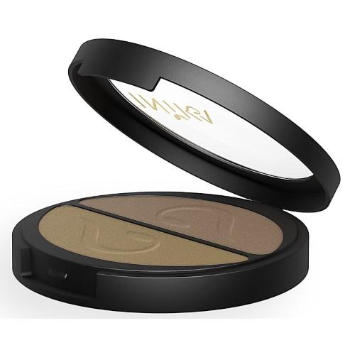 INIKA Duo Eyeshadow - Gold Oyster