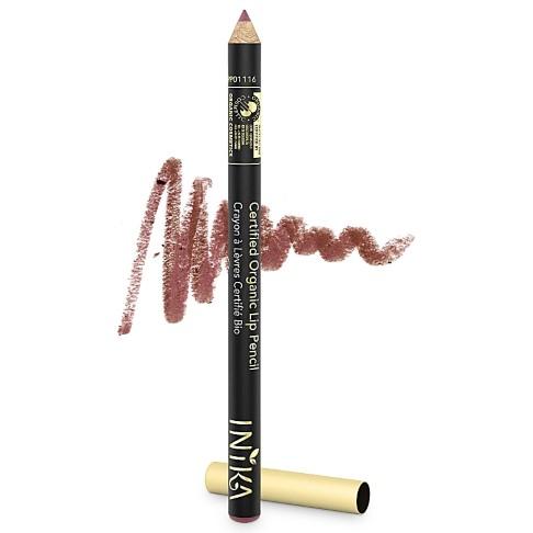 INIKA Certified Organic Lip Pencil - Safari