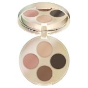 Inika Living Colour Eyeshadow Palette - Blossom. Limited Edition