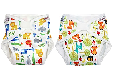 ImseVimse All-in-One Reusable Nappy
