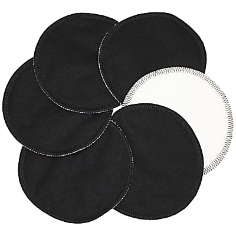 ImseVimse Nursing Pads Stay Dry - Black