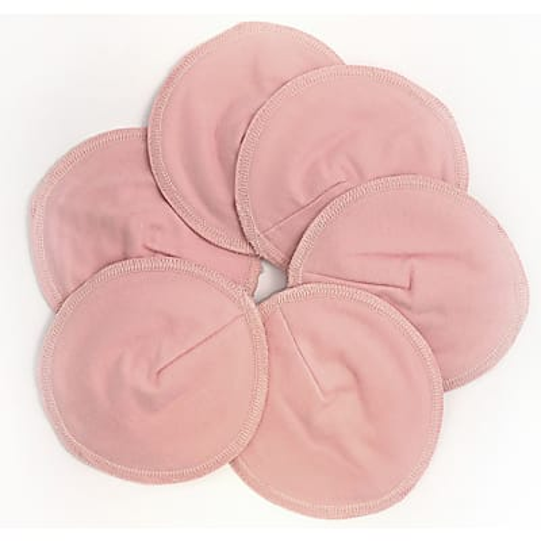 ImseVimse Nursing Pads Organic Cotton Flower