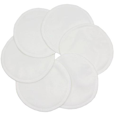 ImseVimse Nursing Pads Stay Dry - White