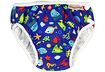 ImseVimse Swim Pants Blue Sea Life