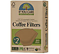 If You Care Certified Compostable Coffee Filters