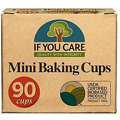 If You Care Mini Baking Cups