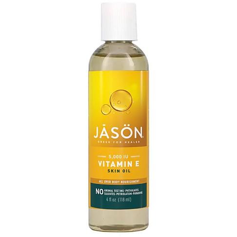 Jason Organic Vitamin E 5000IU Oil