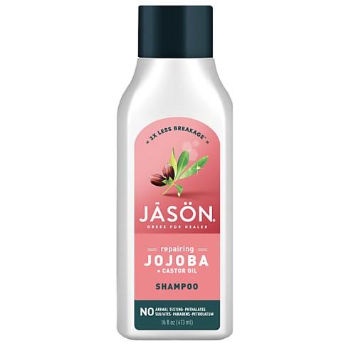 Jason Jojoba & Castor Oil Shampoo