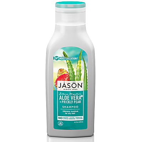 Jason Moisturising Aloe Vera (80%) & Prickly Pear Shampoo