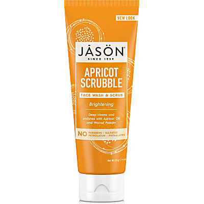 Jason Apricot Scrubble - Facial Wash & Scrub