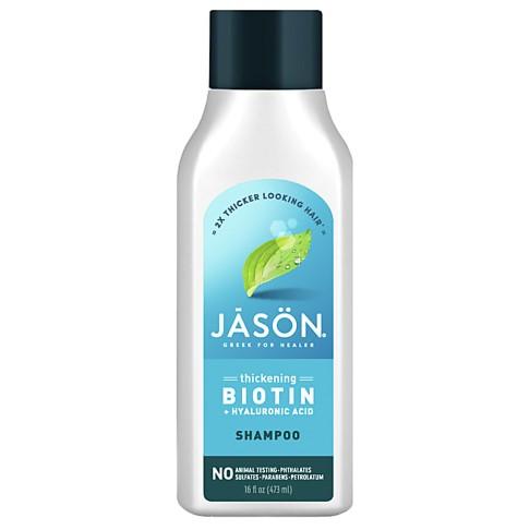 Jason Organic Biotin Shampoo