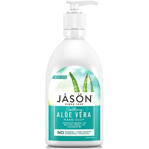 Jason Natural Hand Soap - Soothing Aloe Vera