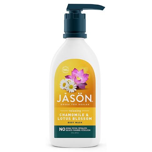 Jason Natural Body Wash - Relaxing Chamomile & Lotus Blossom