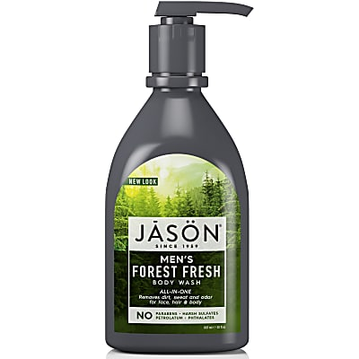 Jason Natural Body Wash - All-in-One Mens