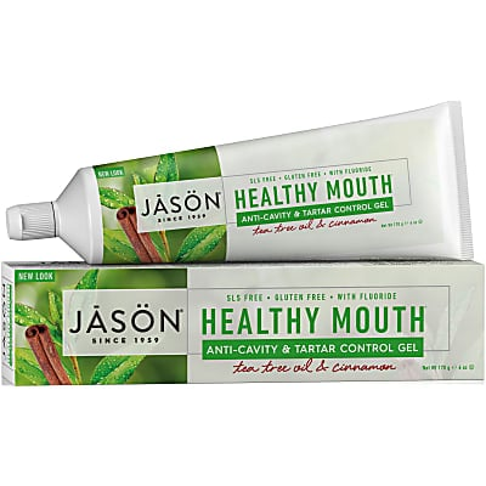 Jason Healthy Mouth CoQ10 Tooth Gel