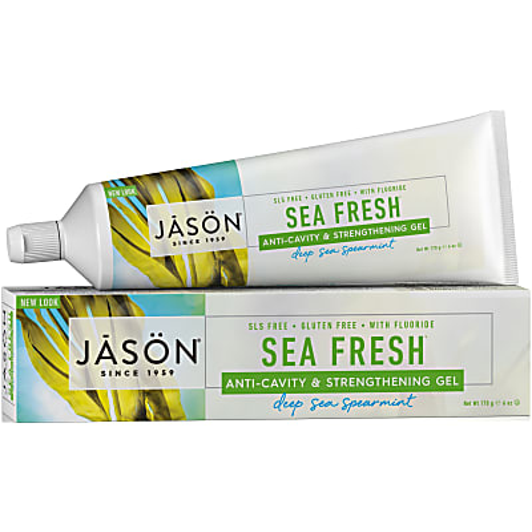 Jason Sea Fresh® Strengthening CoQ10 Tooth Gel