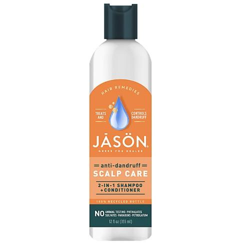 Jason Dandruff Relief 2 in 1 Treatment