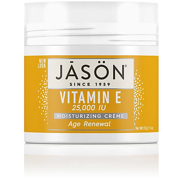 Jason Moisturizing Vitamin E Age Renewal Creme 4 oz (Pack of 4) Peter Thomas Roth - Laser-Free Retexturizer Exfoliating Scrub -60ml/2oz