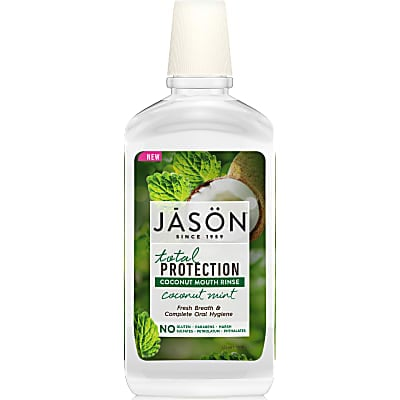 Jason Coconut Mint Total Protection Mouth Rinse