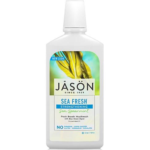 Jason Natural Mouth Wash Sea Fresh