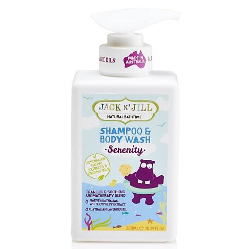 Jack N' Jill Serenity Shampoo & Body Wash