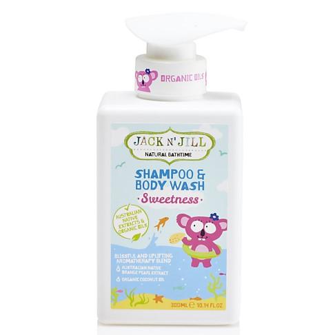 Jack N' Jill Sweetness Shampoo & Body Wash