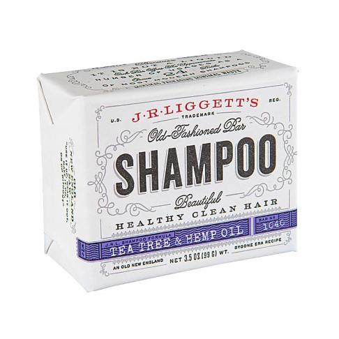 J.R. Liggett's Tea Tree & Hemp Oil Shampoo Bar