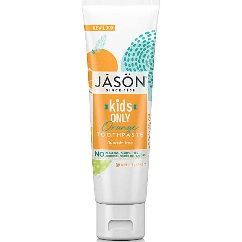 Jason Kids Only Orange Toothpaste