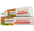 Jason Toothpaste NutriSmile with Orange, Cinnamon & Mint - 120g