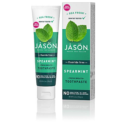 Jason Toothpaste Sea Fresh with DeepSea Spearmint - 170g