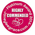 Janey Lee Grace Highly Commended Award