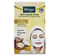 Kneipp Anti-Aging Mask (Argan Oil Sheabutter & Q10)  - 2 x 8ml