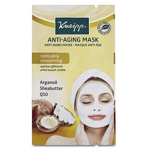 Kneipp Anti-Aging Mask (Argan Oil Sheabutter & Q10)  - 2 x 8ml