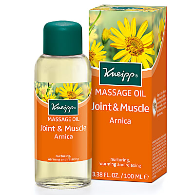 Kneipp Joint & Muscle Arnica Massage Oil