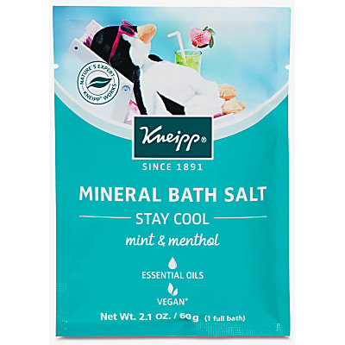 Kneipp Stay Cool Bath Salts (60g sachet)
